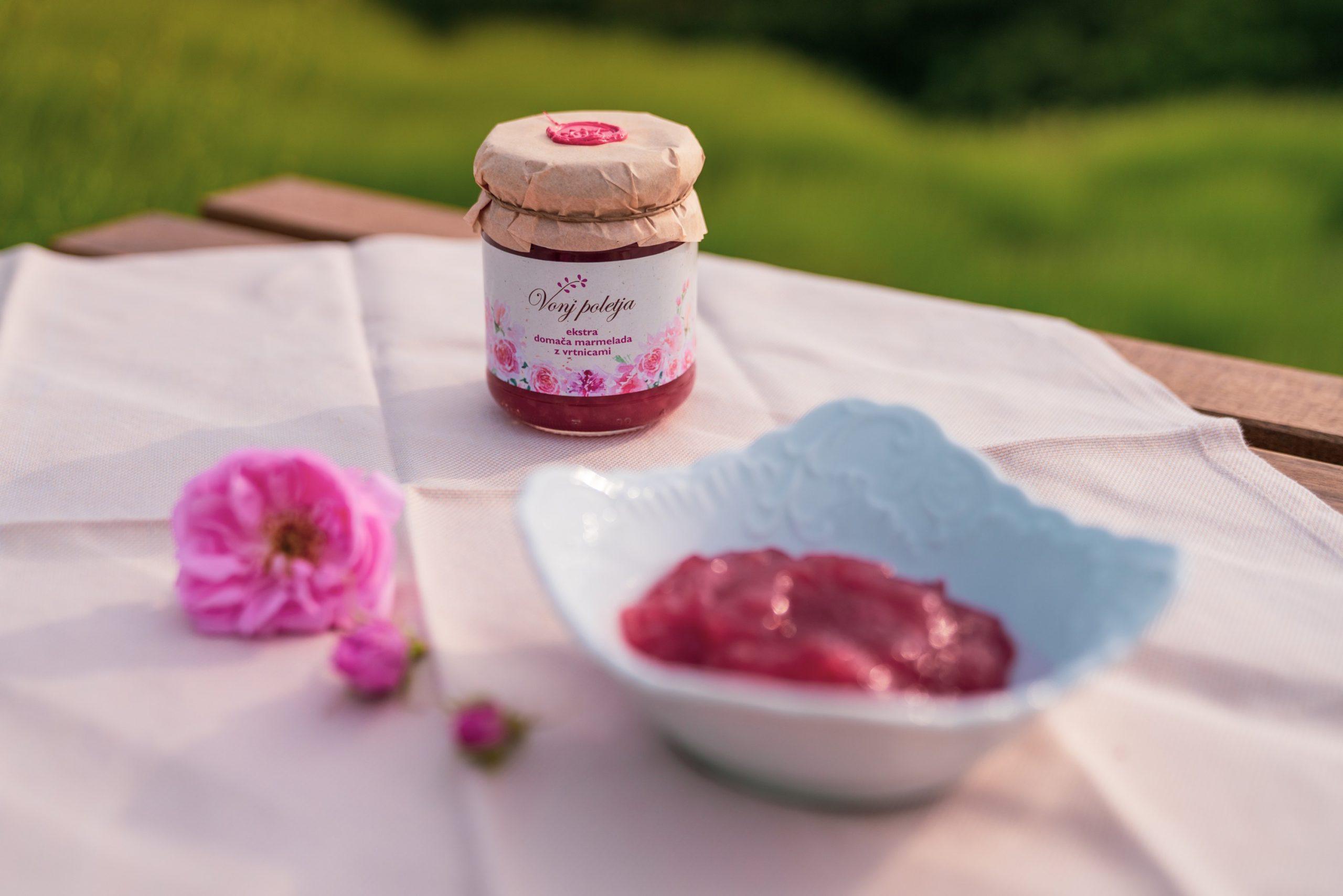 marmelada vrtnice